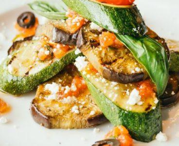 Gegrilltes Gemüse ist besser für die Verdauung