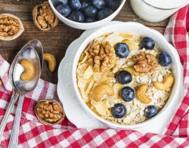 Ein gutes Frühstück ist eine wichtige Grundlage für den Tag