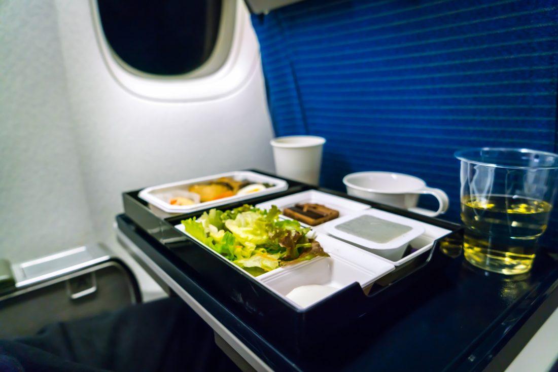 Ungewohnte Nahrung und Reisen kann die Verdauung belasten