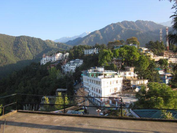 Dharamsala im NOrden Indiens