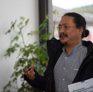 Dr. Nida Chenagtsang im Interview