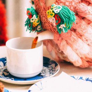 Getreidekaffee aus Löwenzahnwurzel zur Aktivierung der Leberenergie und Entgiftung.