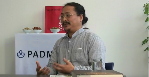 Dr Nida spricht über Tibetische Medizin